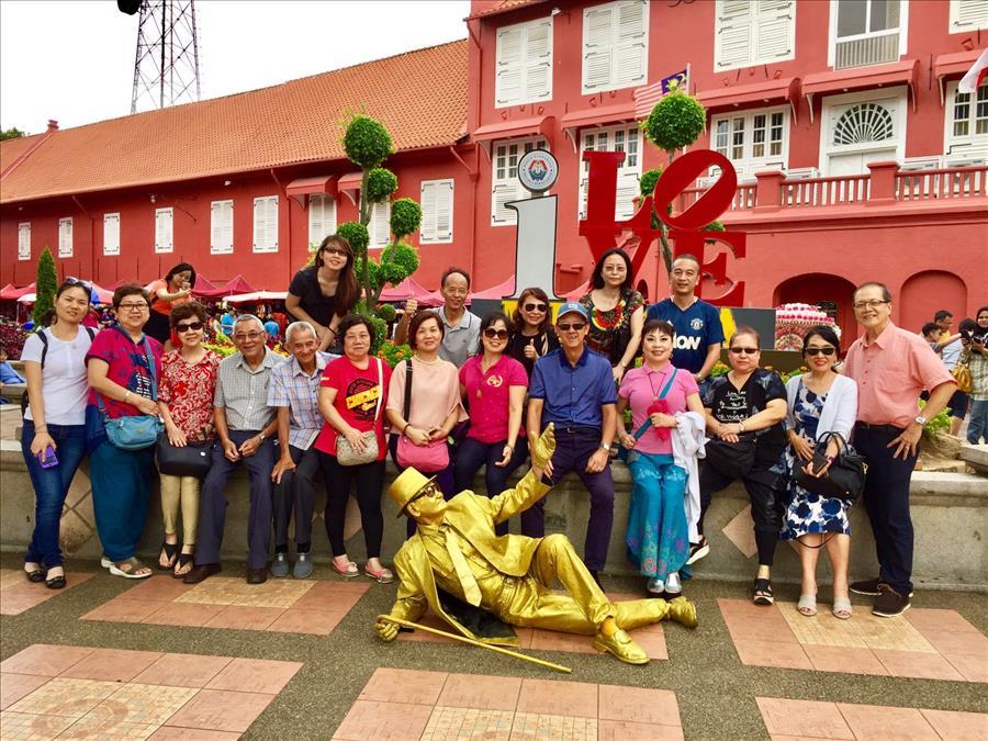 2016年11月5日马六甲漳州会馆80周年之旅