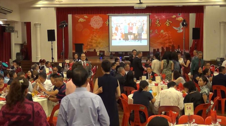 【视频】新加坡漳州总会88周年庆花絮